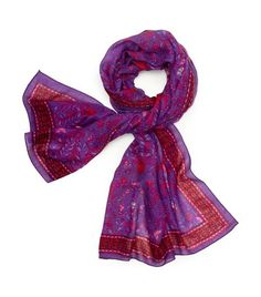 Akira Scarf | Womens New Arrivals | ToryBurch.com