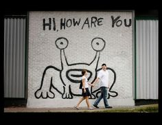 "In January 2004, the infamous ""Hi, How Are You"" frog mural in Austin, Texas, was set to be destroyed and replaced with windows for a new Baja Fresh chain restaurant. And Dan Soloman needed to stop it.  Read more. @utne"
