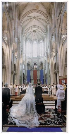 The Wedding of Philomena de Tornos and Prince Jean d'Orleans
