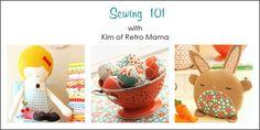 Sewing 101 Series