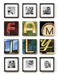 Beyond Words 12-Piece Retro Colored 'Family' Box Picture Frame Set, Black Beyond Words http://www.amazon.com/dp/B007S0R8MI/ref=cm_sw_r_pi_dp_iKCXtb07JG229GNB