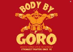 Body by Goro