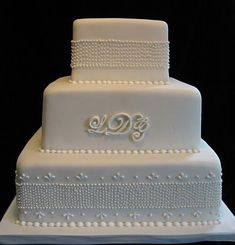 peacock idea cake topper | Monogram Initial Wedding Cake Toppers Design