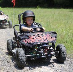 Monster Moto 80cc go-Kart #car, #fun, #GadgetsForKids