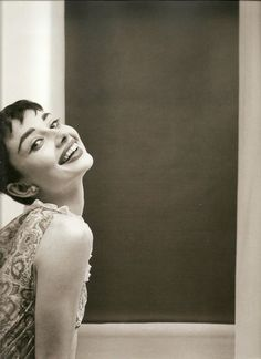 The Smile, Audrey!