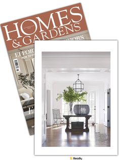 Suggestion about Homes and Gardens - UK Nov 2018 page 109 Home And Garden, Gardens, Homes, Spaces, Interior, Home Decor, Houses, Decoration Home, Indoor