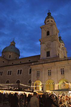 #Salzburg, #Austria Christmas Market