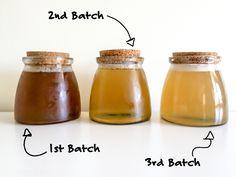 3 Batches of Soap Nut Liquid. www.onebymeforyou.com