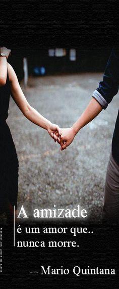 """""""Dos amores humanos, o menos egoísta, o mais puro e desinteressado é o amor da amizade. (Cícero)"""".!..."""