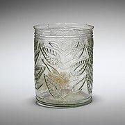 Glass beaker | Roman | Early Imperial | The Met
