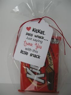 - Adorable candy themed gift tags for all occasions - some personalized! Unique little gift ideas!- Adorable candy themed gift tags for all occasions - some personalized! Unique little gift ideas! Employee Appreciation Gifts, Employee Gifts, Homemade Gifts, Diy Gifts, Staff Gifts, New Teacher Gifts, Volunteer Gifts, Volunteer Ideas, Teacher Thank You