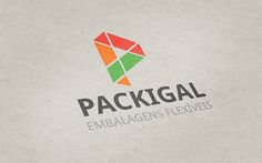 Packigal - Corporate identity on Behance
