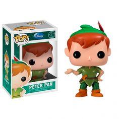 L'enfant qui ne veut pas grandir le plus célèbre est disponible dans une superbe figurine POP Disney Peter Pan ! Cet aventurier du pays imaginaire est toujours coiffé de son chapeau et de ses vêtements verts, prêt à s'envoler loin de la réalité. Posez-le dans votre chambre et endormez-vous profondément, il apparaîtra sûrement dans vos rêves pour vous emmener au pays imaginaire !