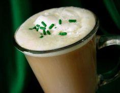 Irish Coffee with Bailey's and Kahlua