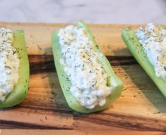 These cucumber boats are one of my favorite go-to snacks. They are easy to make and they're filling. I love cucumbers. I eat them with dip, or on sandwiches….there's just so much you can do with cucumbers! I use one whole cucumber that is cut into four pieces with the seeds scraped out. That's the… Continue reading Cucumber Boats