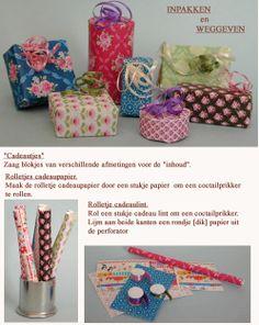 MINIDESIGN: Tilda Cadeaupapier