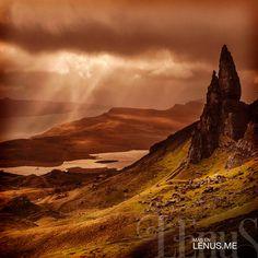 Isla de Skye. | #Escocia #Scotland