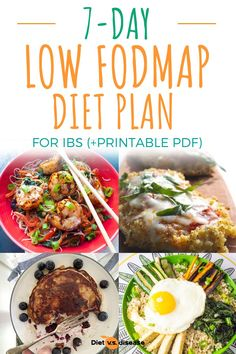 The 7-Day Low FODMAP Diet Plan For IBS is a Dietitian-made plan that helps you temporarily eliminate FODMAPs from your diet, which are a proven trigger of Irritable Bowel Syndrome (IBS). It's designed to give you some ideas and take the stress and guesswork out of your meal-planning. Remember that a low FODMAP diet should be strictly followed for at least 28 days (4 weeks) in order to be effective. To learn why, please read this first. #dietitian #nutritionist #lowfodmap Fodmap Diet Plan, Low Fodmap, Diet Meals, Diet Meal Plans, Food Intolerance, Fodmap Recipes, 28 Days, Ibs, Dietitian