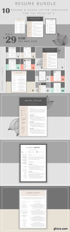 Resume Template for MS Word Resume Templates Pinterest - copy and paste resume