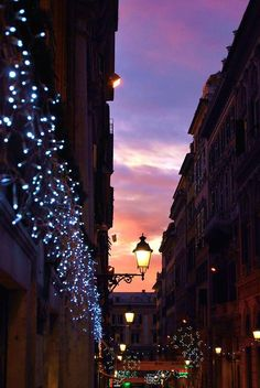 Luci in San Lorenzo a Genova by Dina Rossi @ http://adoroletuefoto.it