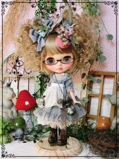 Japanese Toys, Creepy Dolls, Custom Dolls, Big Eyes, Blythe Dolls, Beautiful Dolls, Photo Book, Fashion Dolls, Flower Girl Dresses