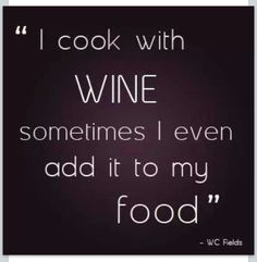 #wine #cooking