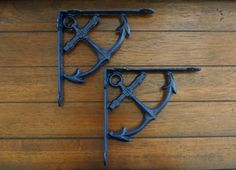 Hey, I found this really awesome Etsy listing at https://www.etsy.com/listing/268014277/shelf-brackets-nautical-design-navy-blue