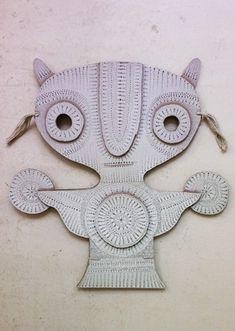 Stilleben (Tidl. ambassadører) | BO BEDRE. Danish artist Steen Drabik. Fantastic.