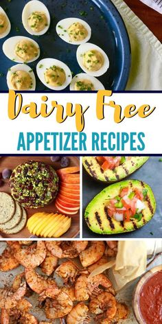 Dairy Free Appetizers | No Dairy | Non-Dairy Recipes | Non-Dairy Appetizers | DF | Dairy Free Apps | Non-Dairy Apps | No Cheese Please via @aspiringwinos Dairy Free Appetizers, Sausage Appetizers, Chicken Appetizers, Appetizer Recipes, Frugal Meals, Frugal Recipes, Baked Avocado Fries, Vegan Cashew Cheese, Bean Dip Recipes