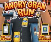 angry gran run 3D
