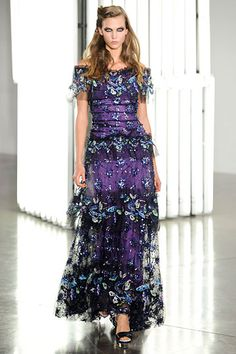 One of favorite looks this season. So perfect for a starry night...
