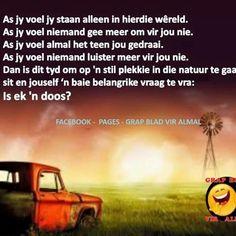 Is ek n doos? Afrikaans, Teen, Funny, Funny Parenting, Hilarious, Fun, Humor