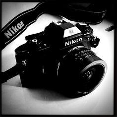 Nikon EM--just got my own!