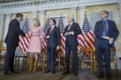Queen Maxima of the Netherlands participates in the Financial Inclusion Forum at the Treasury Department in Washington