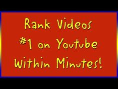 How to Rank Videos  - Tube Rank Jeet 3.0 Video Ranker- offerpaper.com - Tuberank Jeet 3.0 review and