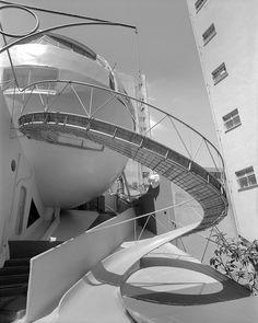 Casa Bola, Rua Amauri, 352, no bairro dos Pinheiros, São Paulo