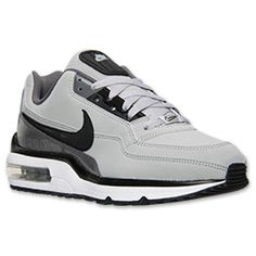 lowest price c44bd d6b2a Gregg gift idea Mens Nike Air Max LTD 3 Running Shoes  Finish Line   Silver