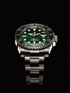 #Rolex #Submariner #Wrist #Timepiece #Men 's #Fashion #Style