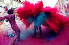 Paint wars