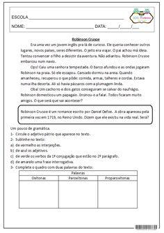 Texto Adaptado POR Dad Squarisi       Clique aqui para baixar   Livro em PDF   Ou   O Em Animação de diapositivos     Sugestão parágr...