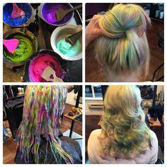 Opal hair is the latest beauty trend for you to covet
