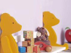 DIY-Anleitung: Bärenregal für das Kinderzimmer selber bauen via DaWanda.com