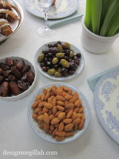 Design Megillah: Tu B'Shevat Seder Table