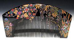 Japanese comb on ebay