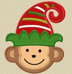 Instant Download Halloween Monkey In The