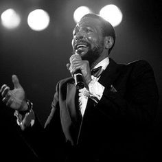 Marvin Gaye via Rolling Stone Born April 2nd, 1939 (died April 1st, 1984) Key Tracks Whats Going On, Lets Get It On, I Heard It Through the Grapevine Influenced DAngelo, R. Kelly, Usher