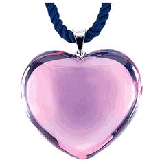 Baccarat Crystal Glamour Parma Silver Link Pendant  Kayleen where can I get one???