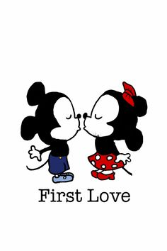 Mickey Mouse first love