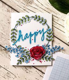 Grid paper stamping