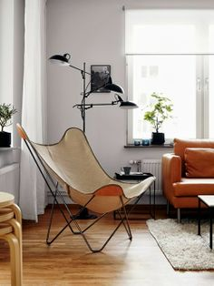 The Design Chaser: Homes to Inspire   Cosy Retreat